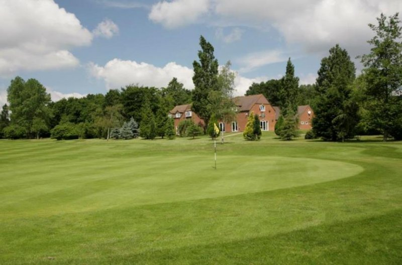 Image of Bulbury Woods Golf Club