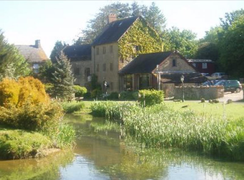 Image of Haselbury Mill