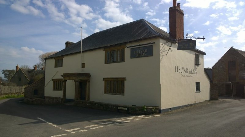 Image of The Helyar Arms